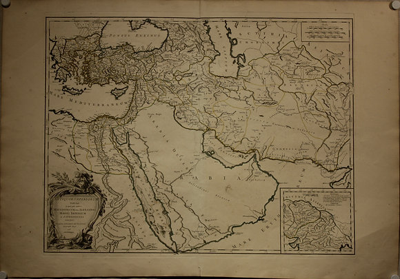 Middle East, 1752