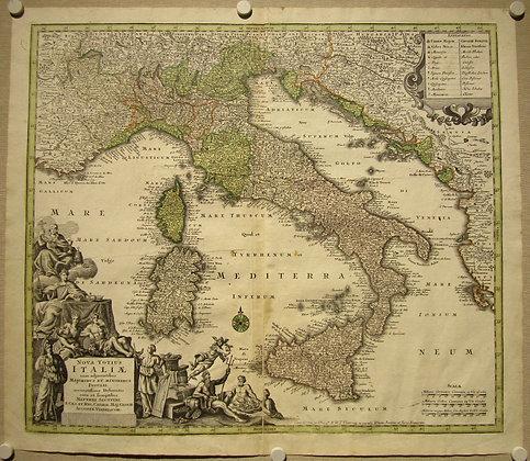 Italy, 1740