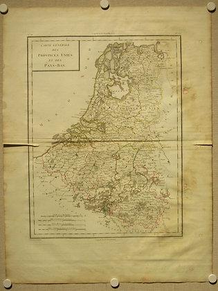 Netherlands & Belgium, 1807