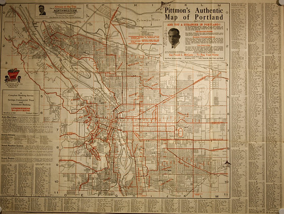 Portland, 1926