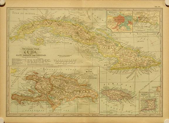 Cuba, 1911