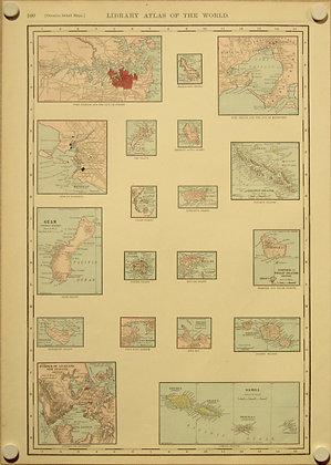 Oceania, 1912