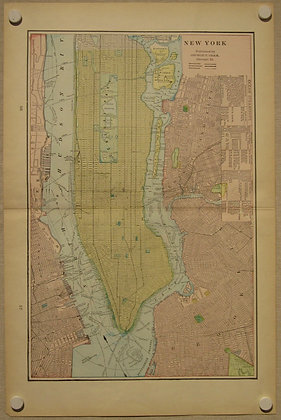 New York City, 1901