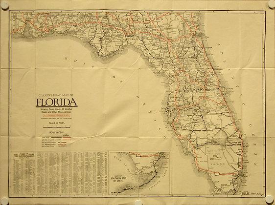 Florida, 1930