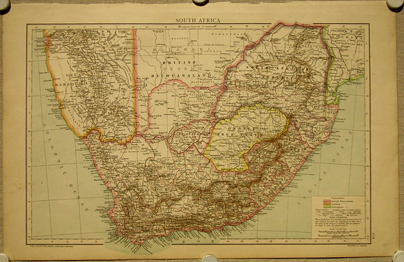 South Africa, 1893