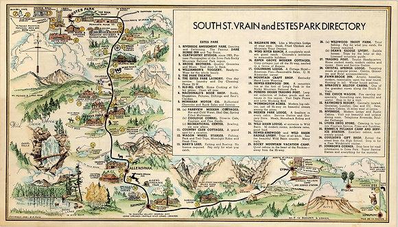 Estes Park, CO 1939