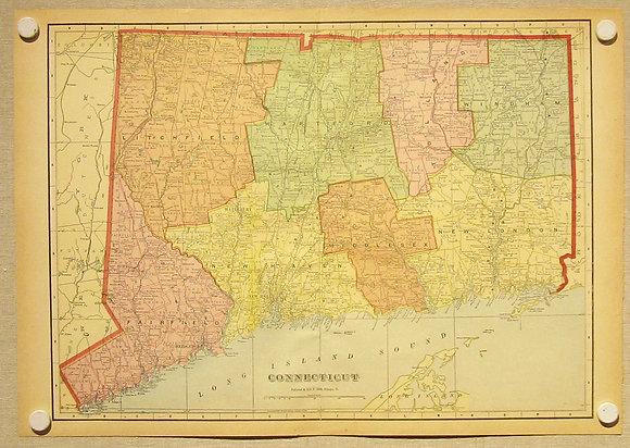 Connecticut, 1901