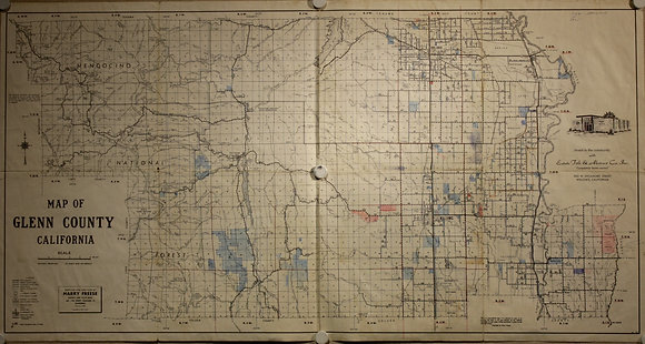 Glenn County, CA 1964