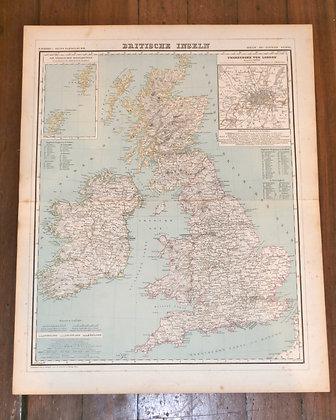 Britische Inseln (British Isles)
