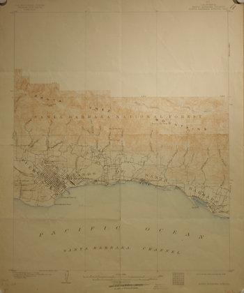 Santa Barbara, 1909