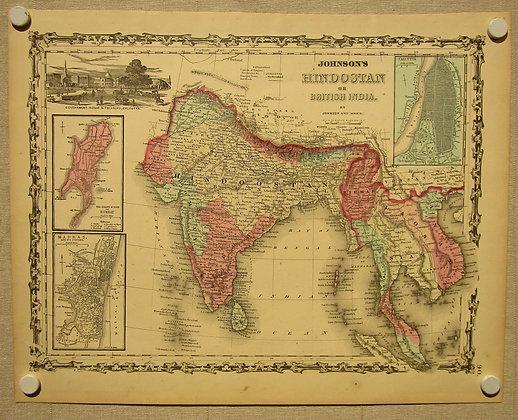 India, 1862