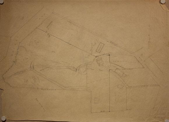 Mill Valley Manuscript, c. 1960