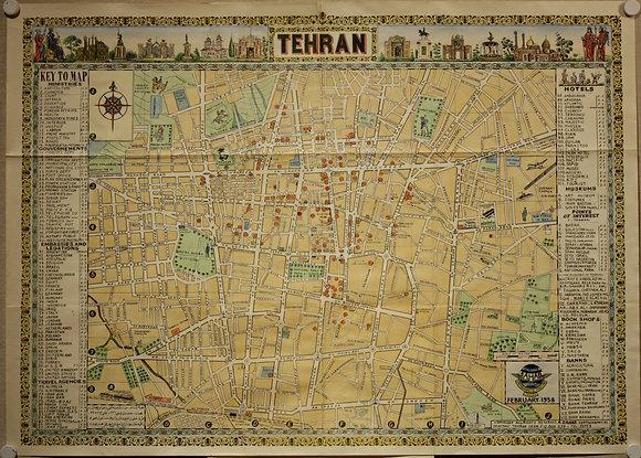 Tehran, 1958