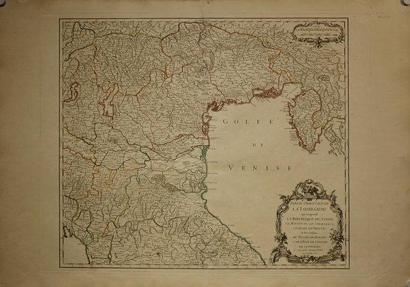 Lombardy (Gult of Venice), 1750