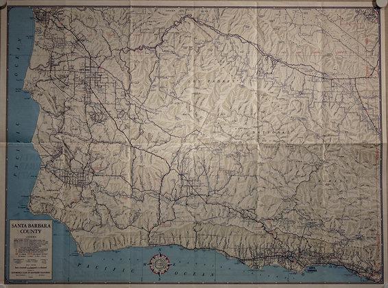 Santa Barbara County, 1947