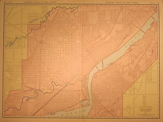 Toledo, 1912