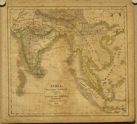 India, 1830