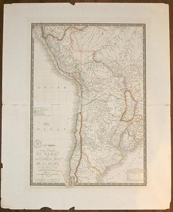 Peru, 1845