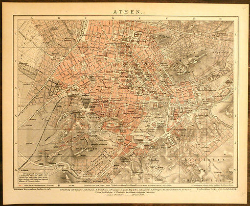 Athens, Greece (c.1904)