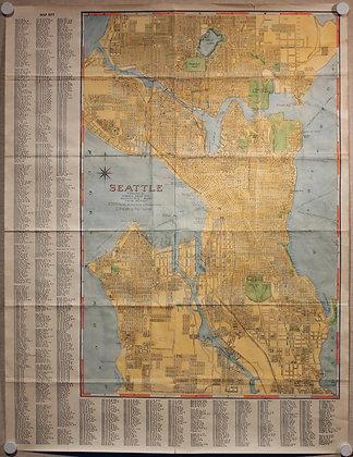 Seattle, 1920