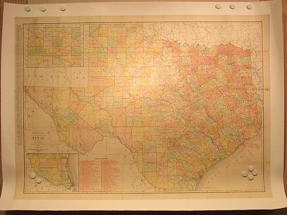 Texas, 1914