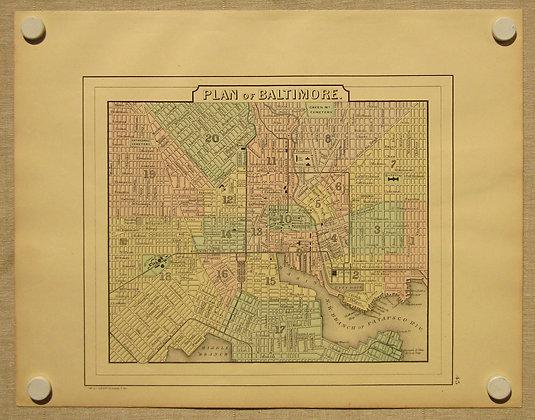 Baltimore, 1887