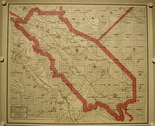 San Benito County (CA), 1914