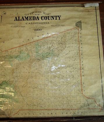 Alameda County, 1900