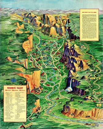 Yosemite Valley (print-to-order)