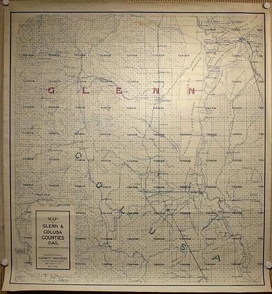 Glenn & Colusa Counties, CA 1908