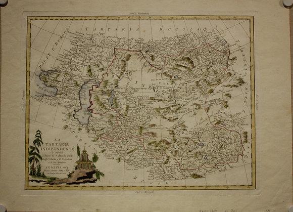 Tibet, 1784