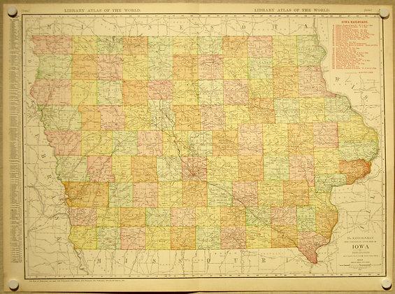 Iowa, 1912