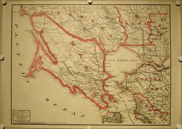 Marin County (CA), 1914
