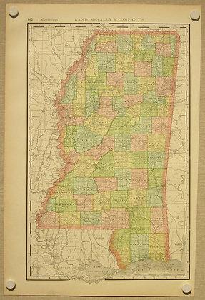Mississippi, 1891
