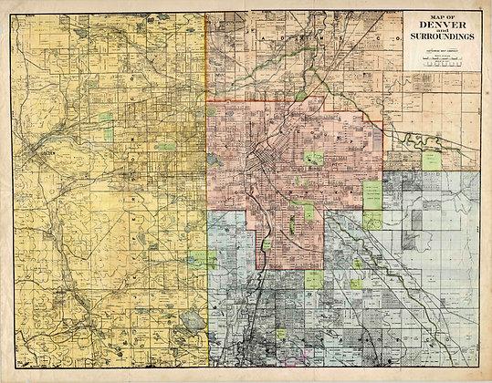 Denver, 1940