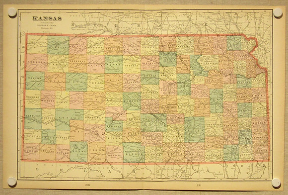 Kansas, 1908