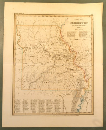 Missouri, 1846
