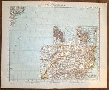 South America, 1911