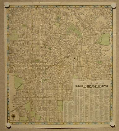 Los Angeles, 1923
