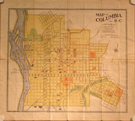 Columbia, SC, 1914