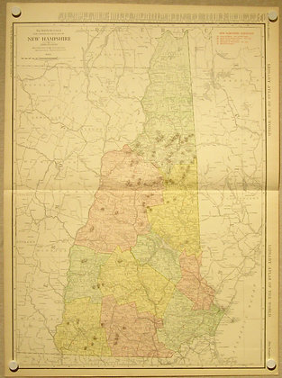 New Hampshire, 1912