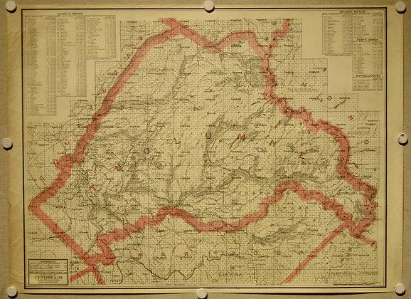 Tuolumne County (CA), 1914