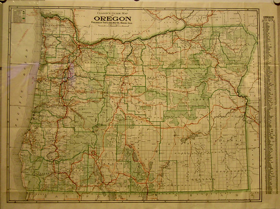 Oregon, 1920