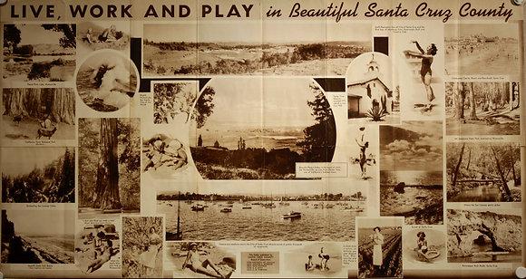 Santa Cruz County, 1940
