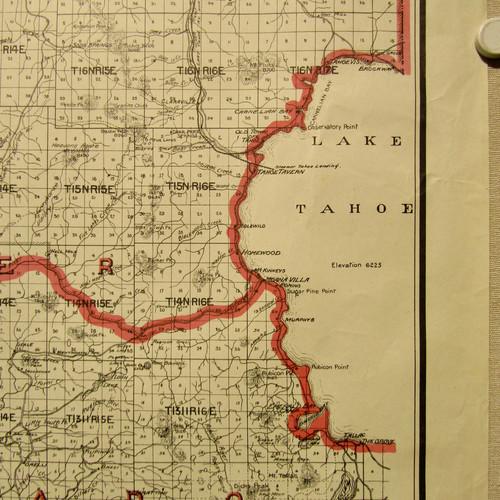 Shop Old Maps Schein Schein Antique Maps Prints - Vintage sf map