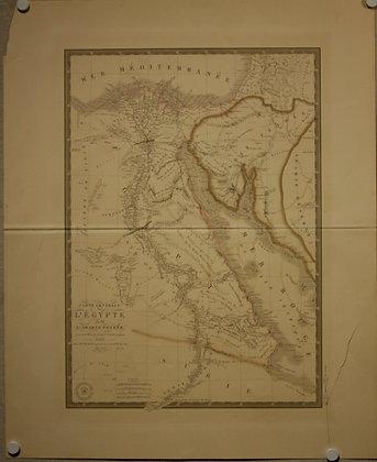 Egypt and Arabia, 1822