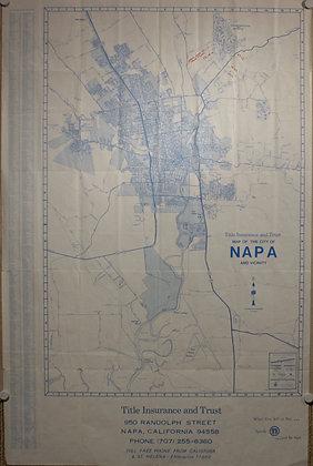 Napa County, c.1980's