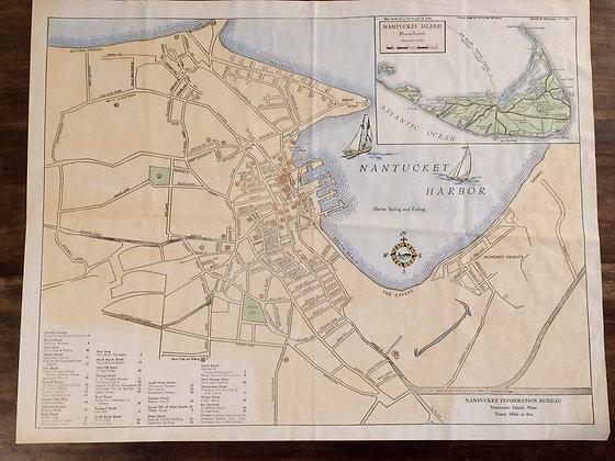 Nantucket Harbor MA