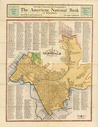 Glendale, 1927