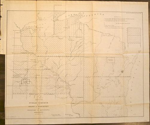 Wisconsin, 1857